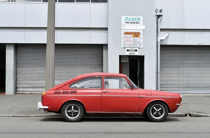 https://flic.kr/p/21qXesW | 1971 Volkswagen 1600 TL Fastback | The Cars of Christchurch, New Zealand. I'm amazed this is still on the road