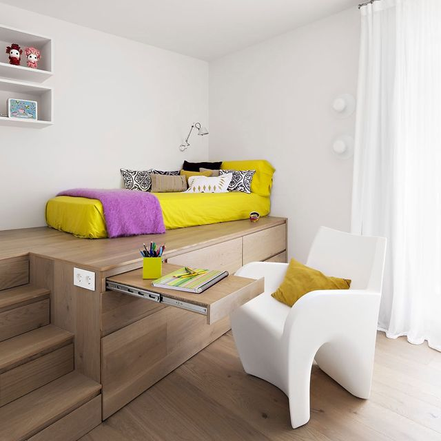 great space saver for a kids room