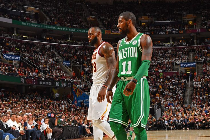 Report: Kyrie Irving's Dad Had Beef With LeBron James and the Cavs