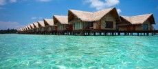 #Maldives #Waterbungalows #Adaaran Select Hudhuranfushi Photo Gallery