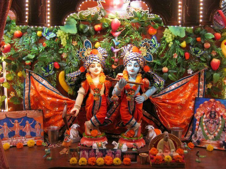 Sri Sri Krishna Balaram, Kolkata home altar