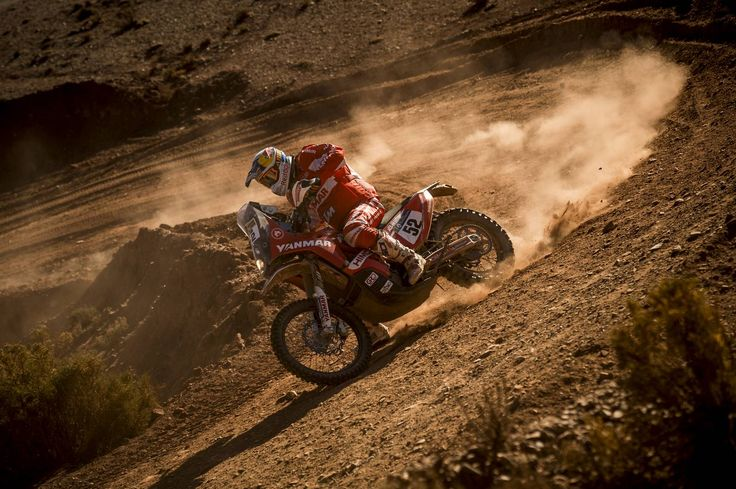 Highlights from Stage 7 of the Dakar Rally 2016 from Uyuni to Salta including results and photos.