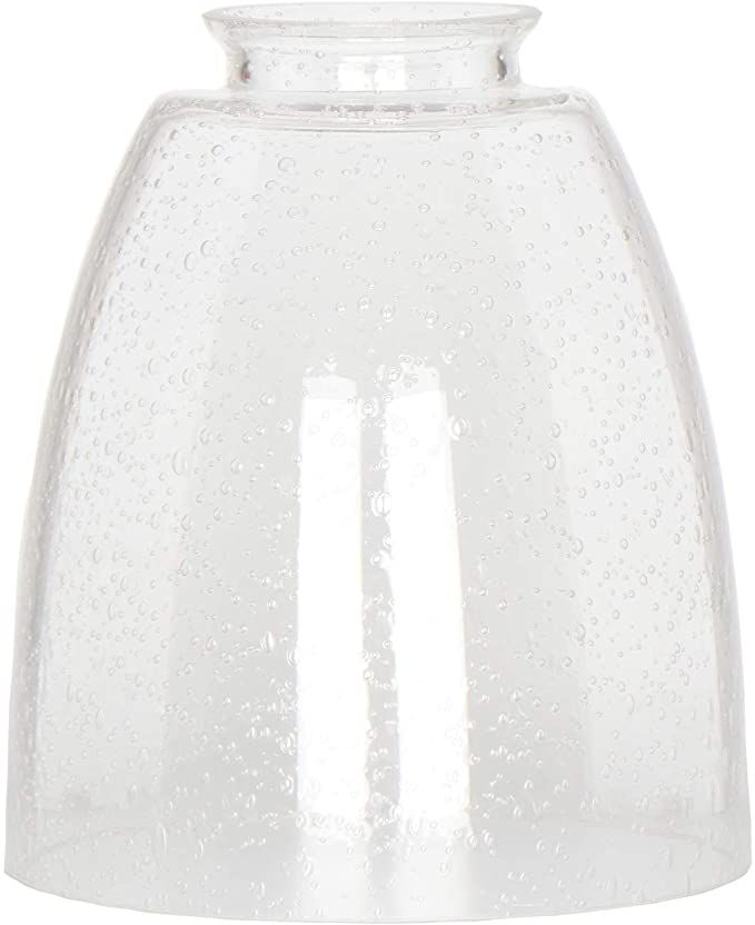 Clear Bubble Glass Shade Xiding Oval Cone Seeded Glass Shade Replacement Classic Style In 2021 Replacement Glass Shades Glass Shade Pendant Light Pendant Lamp Shade Replacement glass shades for pendant lights