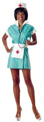 Fashion Nurse Adult Costume. Sale Price: $19.50
