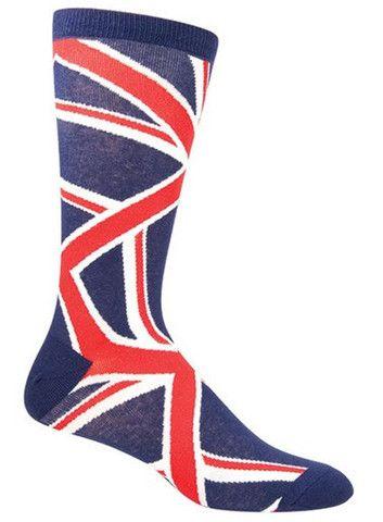 Union Jack Socks | Mens