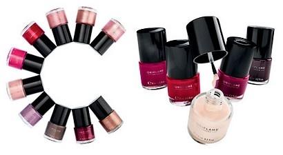 #Laky na #nehty Oriflame Pure Colour :: Zahřejte se s nadcházející zimou odstíny ve hřejivých barvách! www.orif365.cz