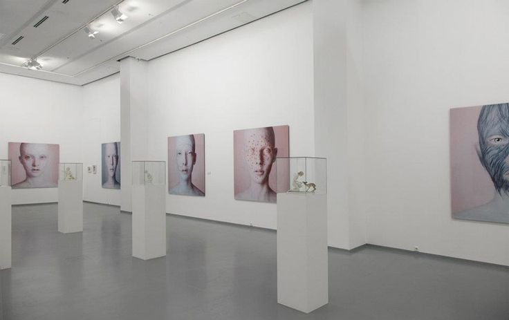 Another Face show, Multimedia Art Museum, Mosca