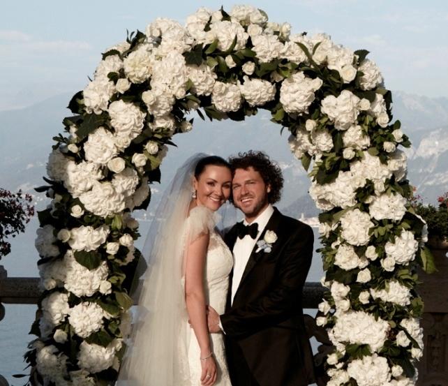 Martine McCutcheon's wedding Leoeventi