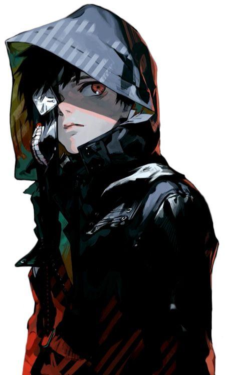 Kaneki Ken por alguna razón me recuerda a Ganta de Deadman Wonderland (solo en esta foto)