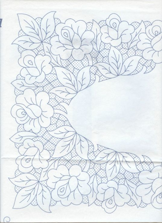 Gallery.ru / Фото #2 - disegni ricamo - antonellag