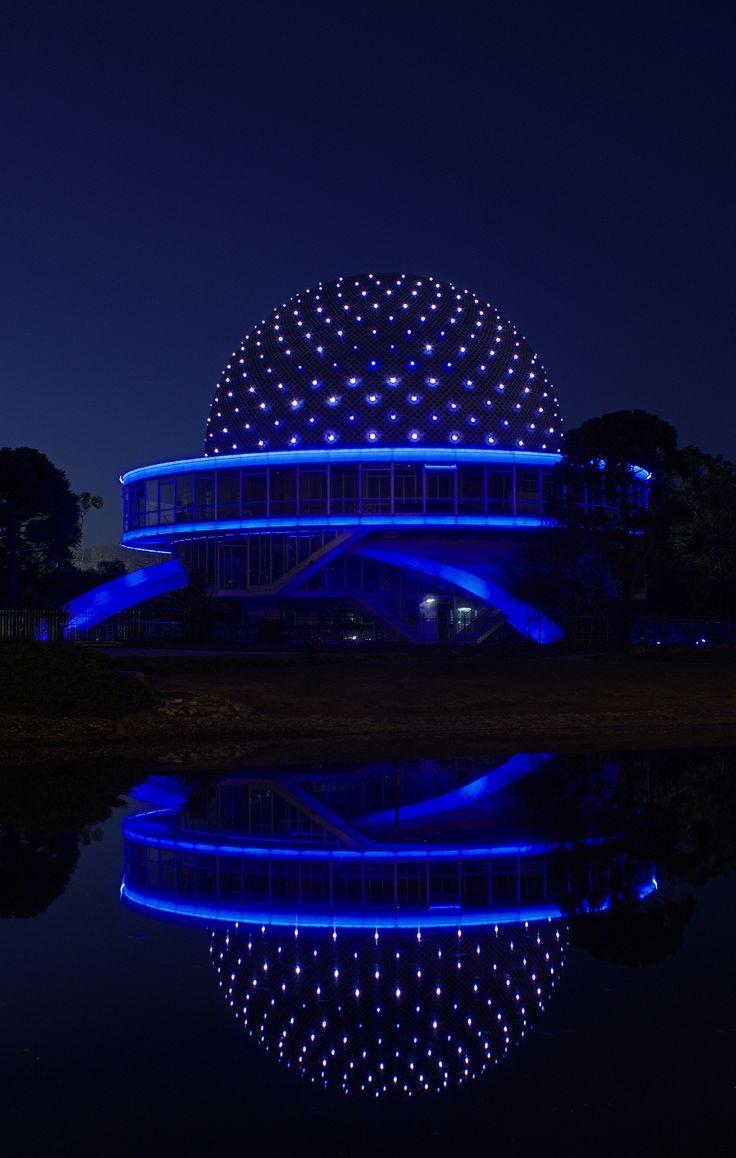 Planetario de Buenos Aires- Argentina