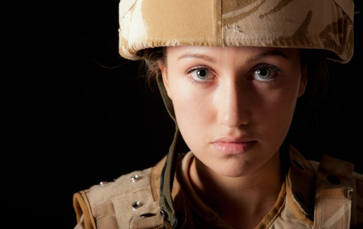 11 Things People Say To Female Soldiers. I got this a lot! Another thing I got was the assumption and often accusation of cheating. If I did great at the firing range, it was because I cheated. Anything I did better than my male counterparts was because of cheating or luck.
