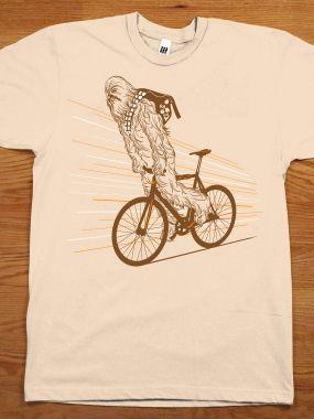 Chewbacca Mountain Bike Tee