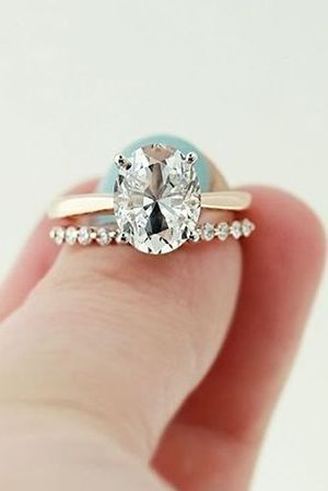 20 amazing wedding engagement rings for 2017 trends - Weddings Rings
