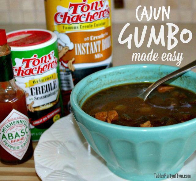 Amazing World Of Gumbo: Cajun Gumbo, Made Easy And Healthified