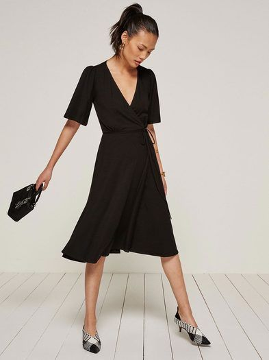 Little Black Dress by Reformation