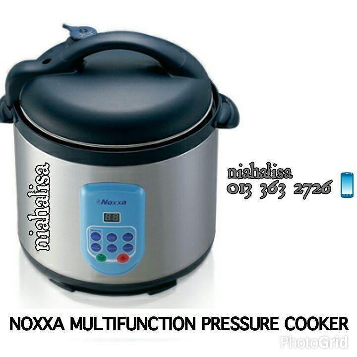 Noxxa Pressure Cooker Cake