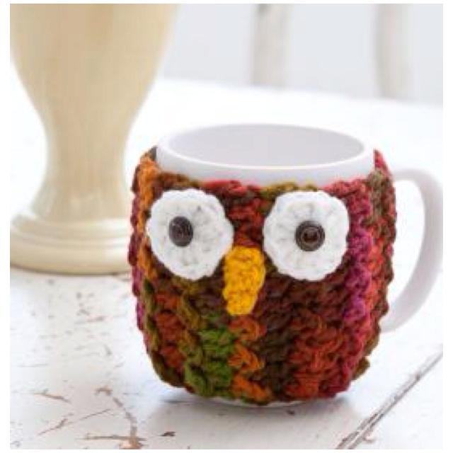 35 Best Mug Warmer Inspiration Images On Pinterest Knitting