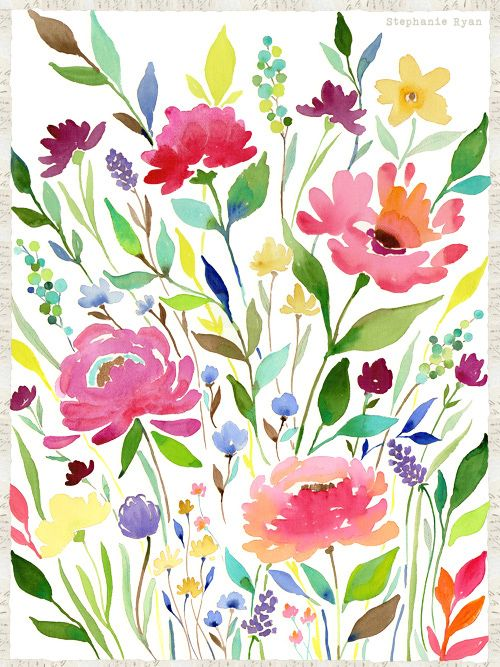 Stephanie Ryan Garden Study