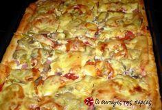 Πίτσα Ελληνική #sintagespareas