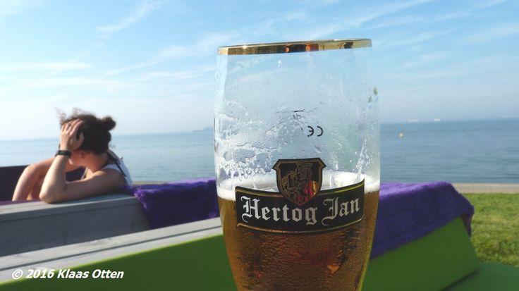 Het #tropenrooster werkt hier uitstekend! zèèr verfrissend en relaxed aan #zee in #DenHelder!