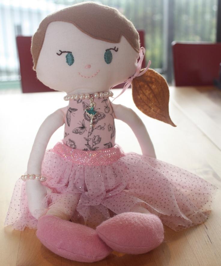 BOWD pink ballerina
