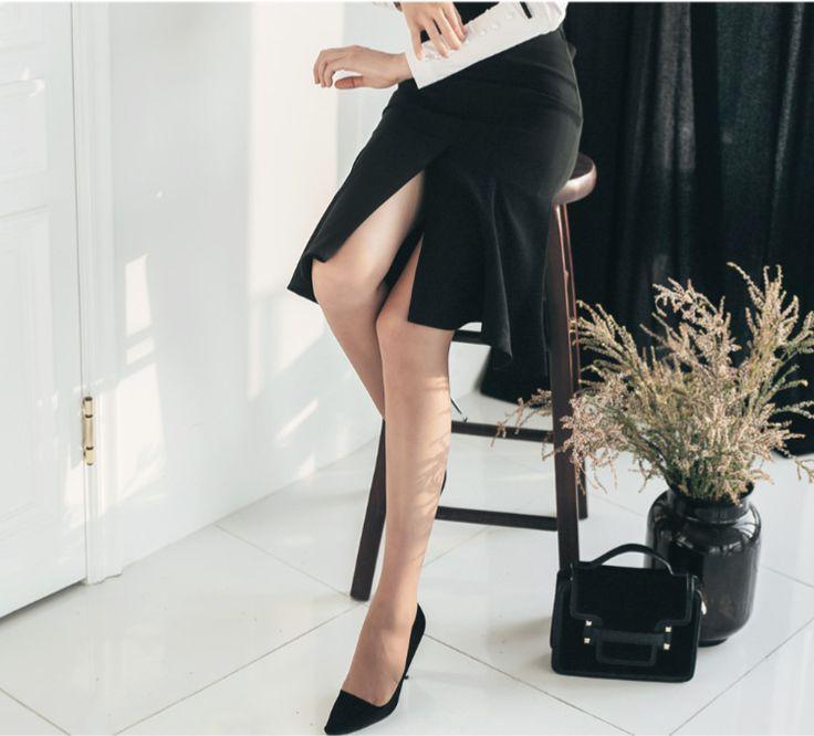 Aliexpress.com: Comprar Las mujeres traje de oficina vestidos vestido de partido atractivo de bodycon del vendaje de la vendimia fashion Hollow Out shirt tops y faldas Sirena 2 unidades conjunto de piece set fiable proveedores en Yaris Store