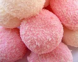 Hostess Snowballs......marshmallow goodness;)