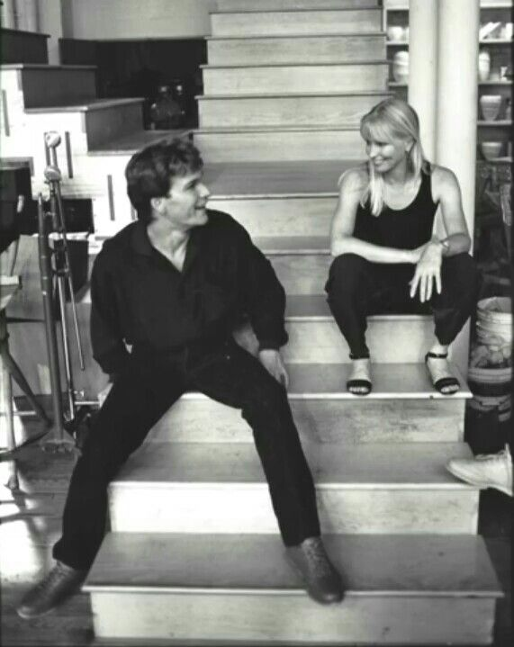 Patrick and Lisa | Patrick Swayze & Lisa Niemi | Pinterest ...