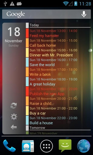 19 best UI Calendar Widgets images on Pinterest | User interface ...