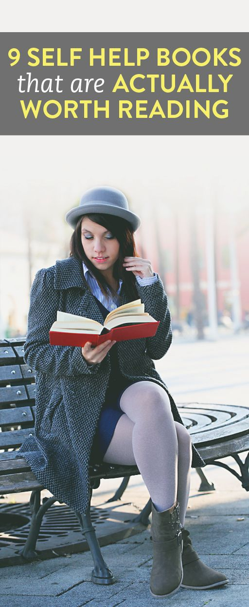 9 self help books that are actually worth reading