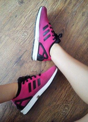 Kup mój przedmiot na #Vinted http://www.vinted.pl/kobiety/obuwie-sportowe/9790757-adidas-zx-flux-rozowe