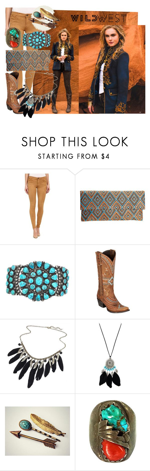 """""""Wylde Wyste"""" by serinde ❤ liked on Polyvore featuring Joe's Jeans, JNB,"""