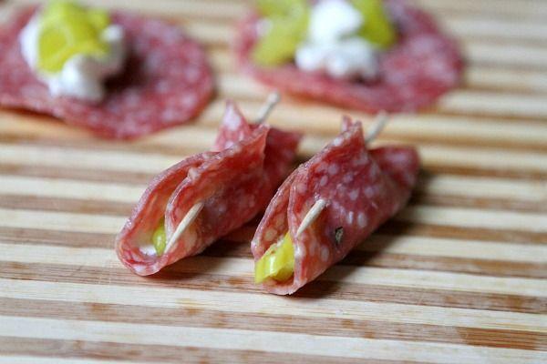 Best 25+ Salami appetizer ideas on Pinterest   Easy party ...