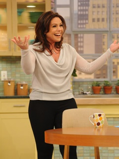Rachael Ray show. Watch a FREE taping while in NYC.  Email show for tickets.  Who wants to go?
