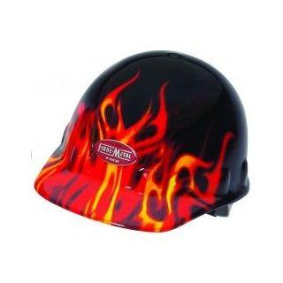 FIBRE-METAL Flame Hard Hat
