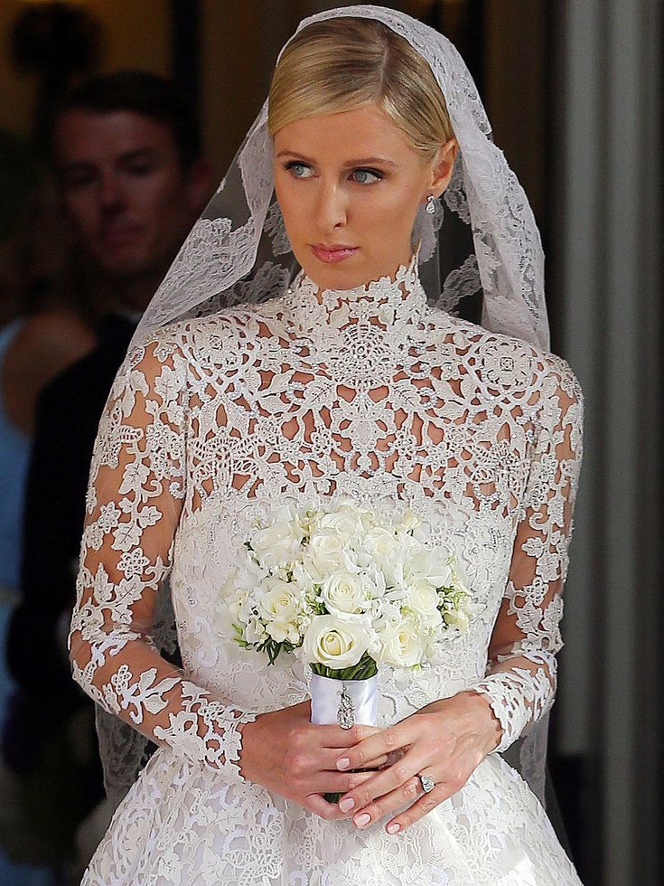 Nicky Hilton Marries James Rothschild With Paris Hilton As Her Bridesmaid