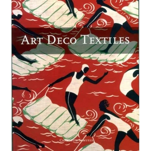 The age of Art Deco is one of the most innovative and vibrant periods of textile design. Sophisticated and exotic prints dazzled the world, and ideas generated by avant-garde artists transformed fabrics and fashion. This gorgeous book presents a pictorial record of the fabrics that clothed the smart women and furnished the stylish interiors of Europe and America during the era of jazz, flappers, the Ballets Russes, and so much more.