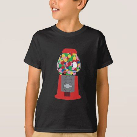 Gumball Machine T-Shirt - tap to personalize and get yours