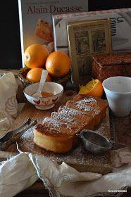 La torta che propongo oggi mi ha colpito subito sfogliando le pagine di una rivista per l'insieme degli ingredienti molto particolari: la ...