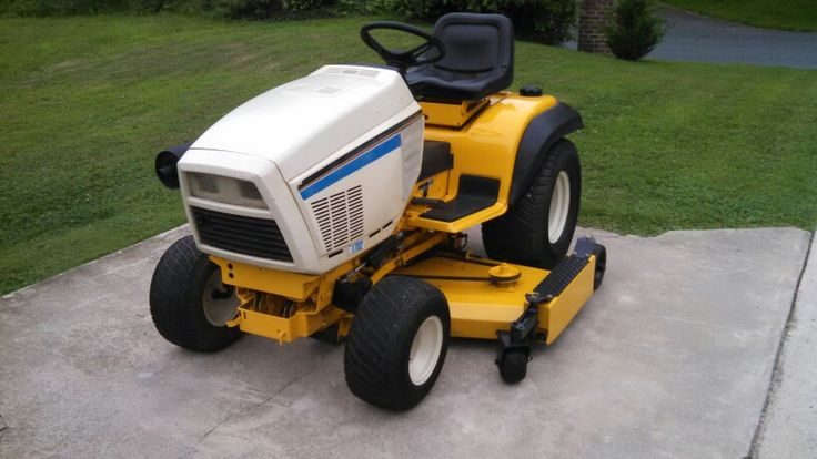 982 Cub Cadet Super Garden Tractor : Best images about cub cadet tractors on pinterest
