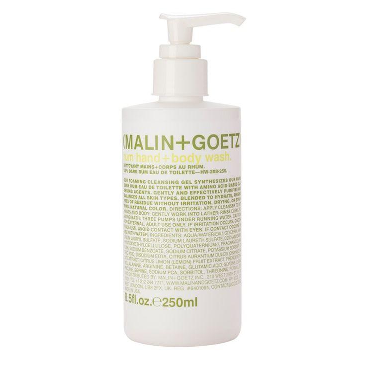 Rum Hand and Body Wash   (MALIN+GOETZ)