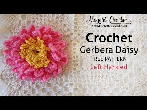 Crochet Patterns For Left Handers : 1000+ images about FREE Videos (Left Handed) - Crochet ...