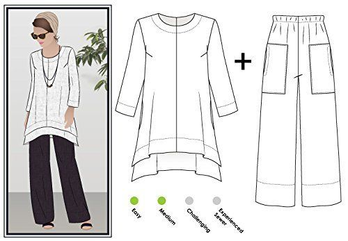 Eva Dress - Free Sewing Pattern