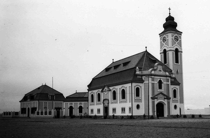 Evangelische Kirche in Swakopmund 1911 - Evangelisch-Lutherische Kirche in Namibia (DELK) – Wikipedia