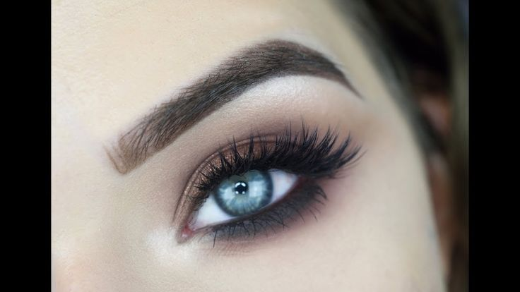 Nyx Warm Neutrals Palette Eye Makeup Tutorial