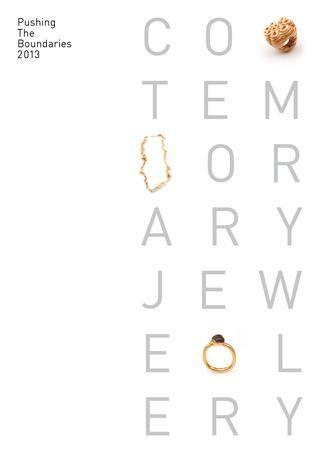 Pushing the Boundaries 2013 contemporary jewellery Tasmania catalogue
