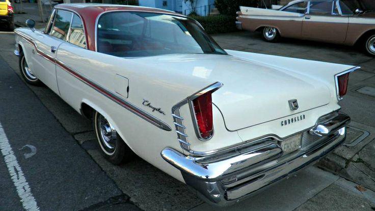 Two Door Survivor: 1959 Chrysler Windsor