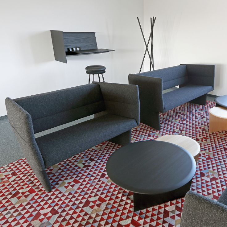 DESK PAD & DISC at CABOT, furniture concept by Modernists.  Photo : Maris Lapins