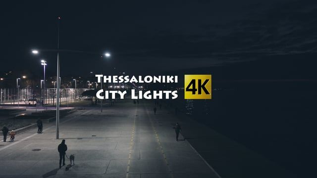 4K night shots at the city of Thessaloniki, Greece. Testing the autofocus, stabilization and ISO performance while filming at the promenade.  ----------------------------------------------------------------------------------------------------------- Shot with: Camera► Sony RX100 IV Mic► In-camera Profile► Slog2 Gamut Tripods► Gorillapod Magnetic  Edited with: Software► Adobe Premiere Pro CC 2015 Grading► FilmConvert Audio syncing► Red Giant PluralEyes -------------------------...